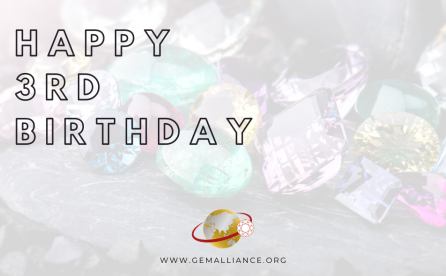 Happy Birthday, GemAlliance